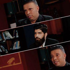 مصاحبه جنجالی و فوق العاده دیدنی اسلام نظری با رسانه جنوبی ها