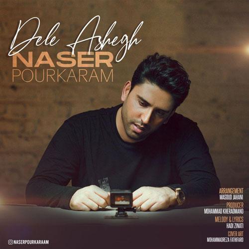 دانلود آهنگ جدید دل عاشق از ناصر پورکرم